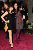 Lisa Loeb and Sarah Silverman Opening party for...