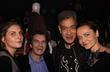 Andres Serrano and guests Opening party for Juicy...