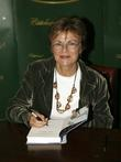 Actress Julie Walters  signs copies of her...