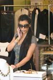 Kim Kardashian and her sister