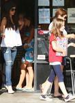 Kate Beckinsale and Her Daughter Lily Mo Sheen
