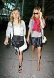 Actress Kate Bosworth arrives at Heathrow airport with...