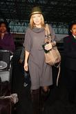 Kate Hudson departs from Los Angeles International Airport...