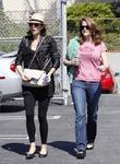 Kate Walsh and A Female Friend Attend A Two-hour Al-anon Meeting.
