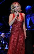 Katherine Jenkins performing live at the Brighton Centre...
