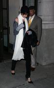 Katie Holmes and Gerald Schoenfeld