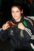Irish Amateur Boxer Katie Taylor