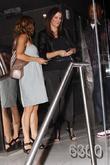 Khloe Kardashian Leaving Katsuya Restaurant