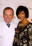 Wolfgang Puck and Gelila