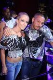 Kendra Wilkinson and DJ R.O.B.