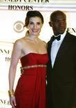 Idina Menzel and Taye Diggs