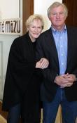 Glenn Close and David Shaw