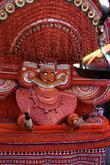 Muchilottu Bhagavathy Theyyam Close Up Thalora Muchilottu Temple In The Taliparmbu