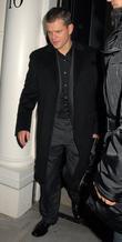 Matt Damon and Kid Rock