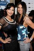 Laura Harring and Roselyn Sanchez