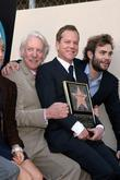 Kiefer Sutherland and Donald Sutherland