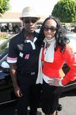 Don Cheadle and Michelle Murray of ALIZE