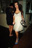 Kim Kardashian, her mother Kris Jenner