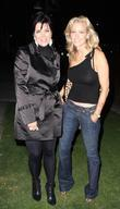Chris Kardashian and Lara Spencer at Koi Los...