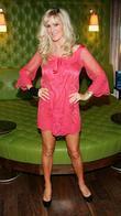 Lisa Murphy at Krystle nightclub