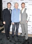 Bill Maher, Ryan Seacrest and guest A celebration...