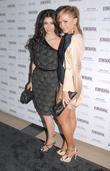 Kim Kardashian and Karina Smirnoff
