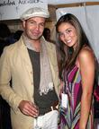 Billy Zane and Guest Mercedes-Benz LA Fashion Week...