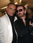 Christian Audigier and Dave Stewart Mercedes-Benz LA Fashion...