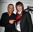 Christian Audigier and Justin Gaston Mercedes-Benz LA Fashion...