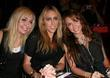 Guest, Tish Cyrus and Miley Cyrus Mercedes-Benz LA...