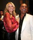 Heidi Klum and Christian Audigier