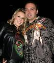 Jodie Sweetin and Cody Herpin Mercedes-Benz LA Fashion...
