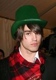 Justin Gaston Mercedes-Benz LA Fashion Week Spring 2009...