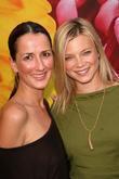 Anna Getty and Amy Smart Mercedes-Benz LA Fashion...