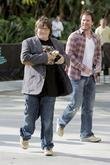 Andy Milonakis and Guest Celebrities arrive to watch...