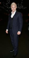Ryhdian Roberts leaving RTE studios where he appeared on The Late Late Show