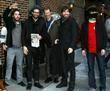 Broken Social Scene and David Letterman