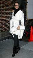 Alicia Keys, David Letterma