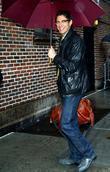 Jeff Goldblum, David Letterman