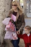 Laura Dern Picks Up Her Daughter