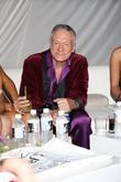 Hugh Hefner, Jenny McCarthy and Playboy