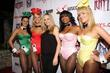 Victoria Fuller and Playboy Bunnies 2nd Annual Leather...