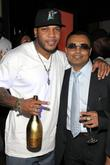 Flo Rida and Clive Seecomar