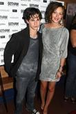 Leighton Meester and Connor Paolo