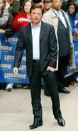 Michael J Fox and David Letterman