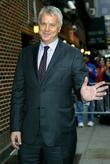 Tim Robbins, David Letterman