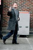 Bono, David Letterman, The Late Show With David Letterman, U2