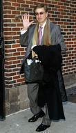Marv Albert and David Letterman