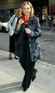 Josette Sheeran, David Letterman