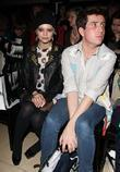 Pixie Geldof and Nick Grimshaw